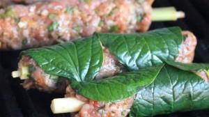 Bo Nuong La Lot recipe